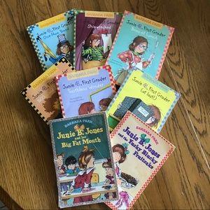 Junie B Jones Books by Barbara Park